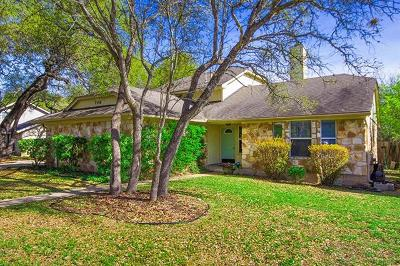 Cedar Park Single Family Home For Sale: 706 Prize Oaks Dr