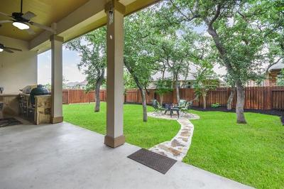 Leander Single Family Home For Sale: 1628 Cresson Trl