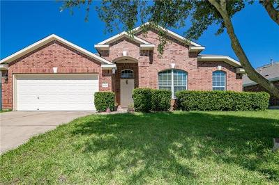 Hutto Single Family Home For Sale: 1104 Samson Dr