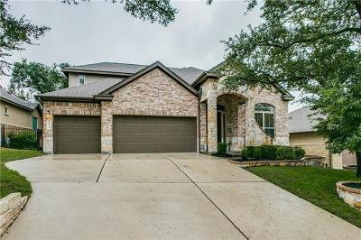 Cedar Park Single Family Home Active Contingent: 914 Wilson Ranch Pl