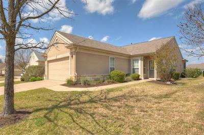 Georgetown Single Family Home For Sale: 103 Lovett Cv