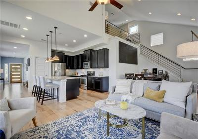 Austin Condo/Townhouse For Sale: 6102 Rubicon Run