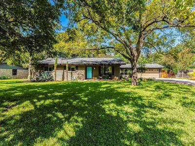 Hays County, Travis County, Williamson County Single Family Home For Sale: 4616 Arapahoe Trl