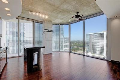 Austin Condo/Townhouse For Sale: 360 Nueces St #2302