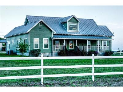 Georgetown Farm For Sale: 800 County Road 153