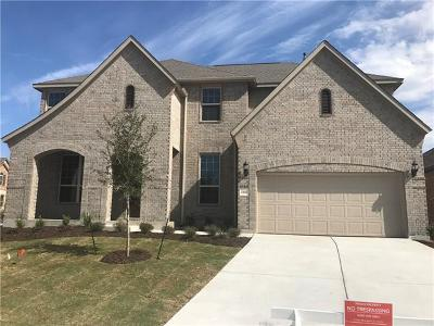 Pflugerville Single Family Home For Sale: 21617 Hines Ln
