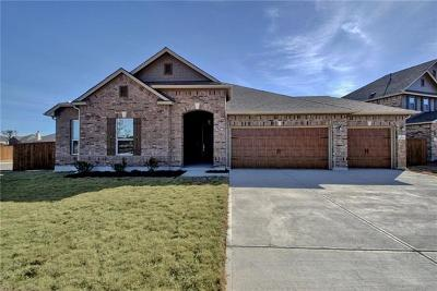 Leander Single Family Home For Sale: 1208 Sampley Ln
