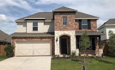 Pflugerville Single Family Home For Sale: 19821 Rhiannon Ln