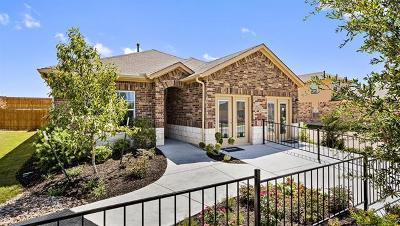 Round Rock Single Family Home For Sale: 2940 Bridekirk Dr