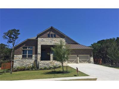 Bee Cave Single Family Home For Sale: 15504 La Catania Way