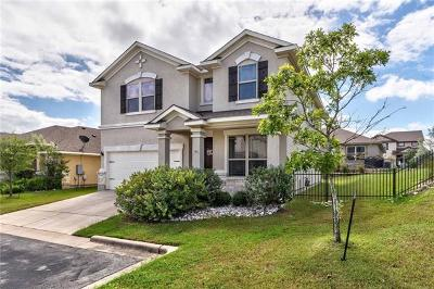 Austin Single Family Home For Sale: 7430 Sunset Heights Cir
