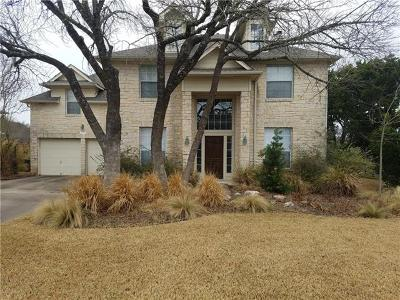 Austin Single Family Home For Sale: 5900 Long Ct