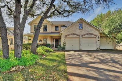 Round Rock Single Family Home Pending - Taking Backups: 6002 Spindle Top Ter