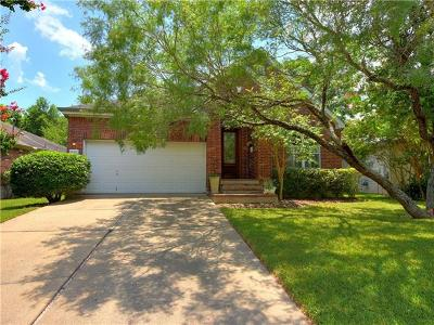 Austin TX Single Family Home For Sale: $379,000