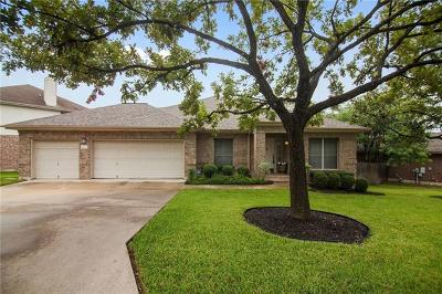 Austin Single Family Home Pending - Taking Backups: 9127 Colberg Dr