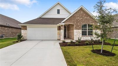 Pflugerville Single Family Home For Sale: 20901 Rolling Creek Rd