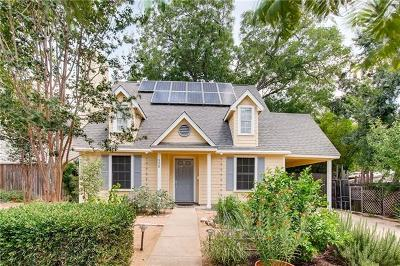 Austin Single Family Home For Sale: 1908 Frazier Ave