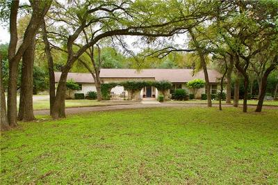 San Marcos Single Family Home For Sale: 601 Willow Creek Cir