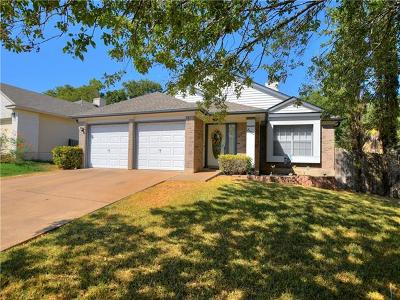 Austin Single Family Home For Sale: 2100 Rick Whinery Dr