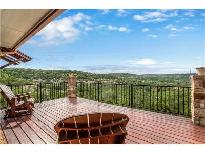 Wimberley Single Family Home For Sale: 2001 Hilltop Dr
