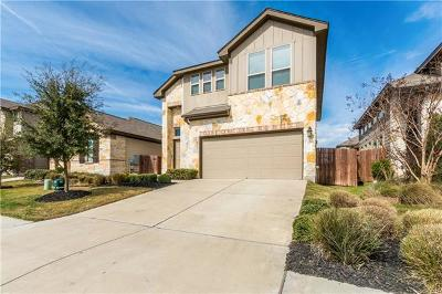 Austin Single Family Home Pending - Taking Backups: 16308 McAloon Way