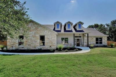 Salado Single Family Home For Sale: 1002 Deer Xing
