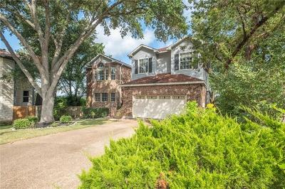 Menard County, Val Verde County, Real County, Bandera County, Gonzales County, Fayette County, Bastrop County, Travis County, Williamson County, Burnet County, Llano County, Mason County, Kerr County, Blanco County, Gillespie County Single Family Home For Sale: 7304 Bluntleaf Cv