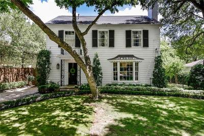 Austin Single Family Home For Sale: 1202 Claire Ave
