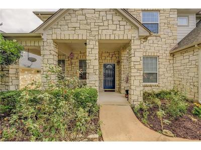 Travis County, Williamson County Single Family Home For Sale: 5323 Bull Run