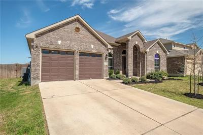 San Marcos Single Family Home Pending - Taking Backups: 730 Old Settlers Dr