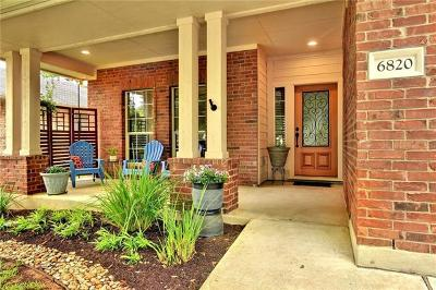 Austin Single Family Home For Sale: 6820 Beatty Dr