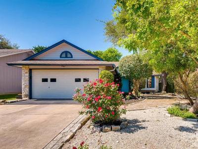 Austin Single Family Home For Sale: 4609 Tobago Cv
