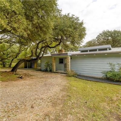 Travis County Single Family Home For Sale: 7209 Cooper Ln