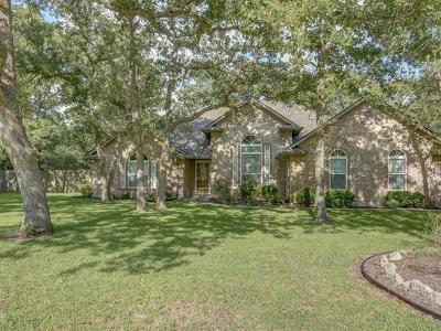 Bastrop County Single Family Home For Sale: 141 W Juniper Trl