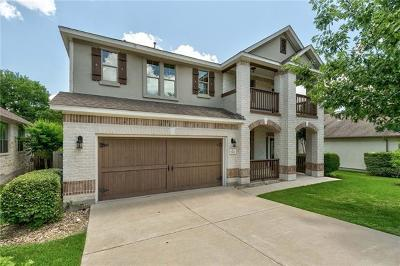 Hays County, Travis County, Williamson County Single Family Home For Sale: 7621 Brecourt Manor Way