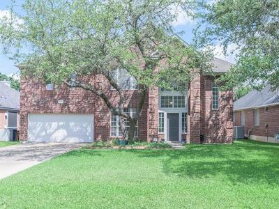 Hays County, Travis County, Williamson County Single Family Home For Sale: 8529 Axis Dr