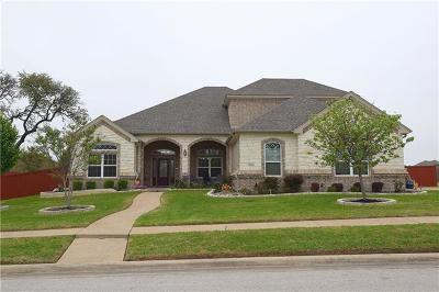 Killeen Single Family Home For Sale: 5203 Northwood Ct