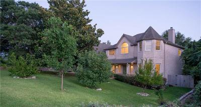 Austin Single Family Home For Sale: 9405 Creeks Edge Cir