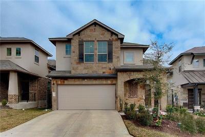 Cedar Park Single Family Home For Sale: 3240 E Whitestone Blvd #11