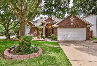 Cedar Park Single Family Home For Sale: 1721 Juniper Ridge Loop