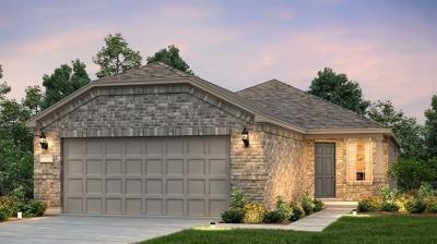 Single Family Home For Sale: 200 Brenham Pass