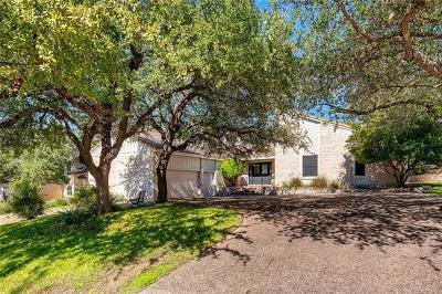 Austin, Lakeway Single Family Home Pending - Taking Backups: 1706 Lakeway Blvd
