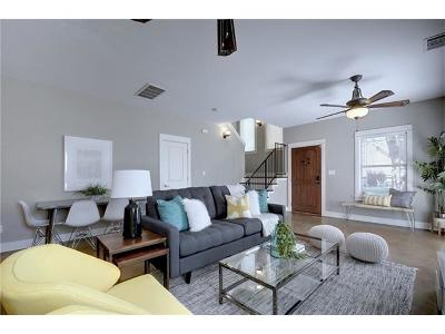 Austin TX Condo/Townhouse For Sale: $459,900