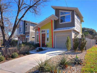 Austin Condo/Townhouse For Sale: 5909 Aurora Dr #B