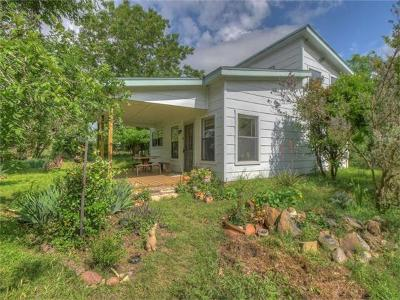 Marble Falls Single Family Home For Sale: 1845 County Road 343