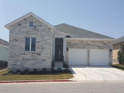 Cedar Park Single Family Home For Sale: 13701 Ronald Reagan Blvd #80