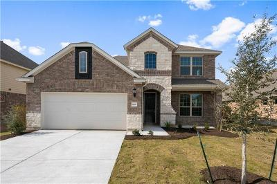 Pflugerville Single Family Home For Sale: 19900 Rhiannon Ln