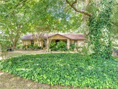 Single Family Home For Sale: 8403 Bluff Springs Rd