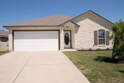 Williamson County Single Family Home Coming Soon: 217 Moonstone Dr