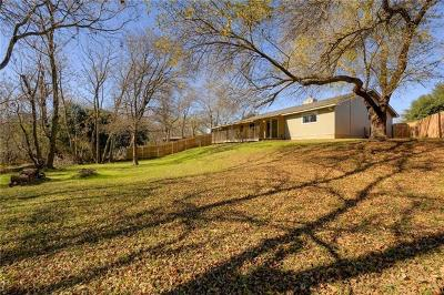 Austin Single Family Home For Sale: 3001 Leaf Ln